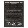 Mount Hagen, Organic Fairtrade Decaffeinated Instant Coffee, 25 Single Serve Sticks, 1.76 oz (50 g)