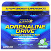 MHP, Adrenaline Drive, Peppermint, 30 Fastsorb Tablets