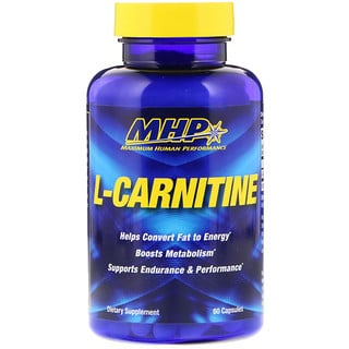 Maximum Human Performance, LLC, L-Carnitine, 60 Capsules