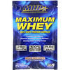 Maximum Human Performance, LLC, Maximum Whey, Milk Chocolate, 1.29 oz (36.7 g)
