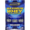 Maximum Human Performance, LLC, Maximum Whey, Vanilla Ice Cream, 1.29 oz (36.6 g)