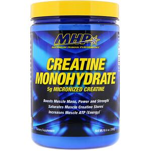 Максимум Хьюман Перворманс ЛЛС, Creatine Monohydrate, 10.6 oz (300 g) отзывы