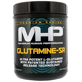 Maximum Human Performance, LLC, Glutamine-SR, 2,20 фунта (1000 г)