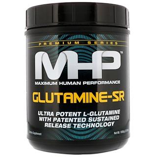 Maximum Human Performance, LLC, グルタミン-SR、2.20 lbs (1000 g)