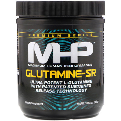 Glutamine-SR, 10.58 oz (300 g)