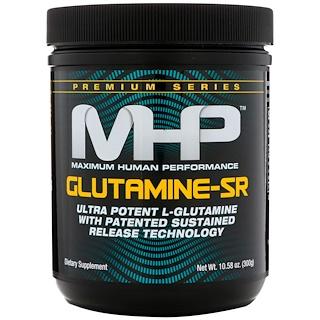 Maximum Human Performance, LLC, 'Глутамин-SR, без вкусовых добавок, 10.6 унций (300 г)