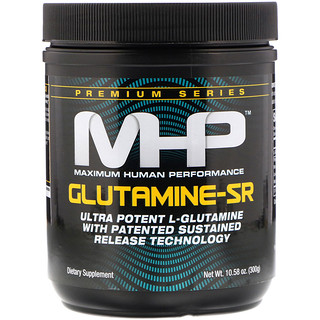 Maximum Human Performance, LLC, Glutamine-SR, 10.58 oz (300 g)