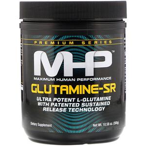 Максимум Хьюман Перворманс ЛЛС, Glutamine-SR, 10.58 oz (300 g) отзывы
