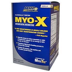 Максимум Хьюман Перворманс ЛЛС, MYO-X, Myostatin Inhibitor, Vanilla, 10.6 oz (300 g) отзывы