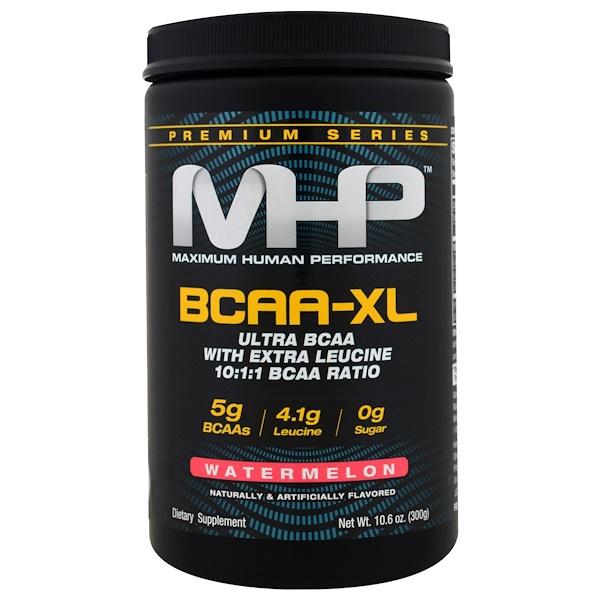 Maximum Human Performance, LLC, Серия Premium, BCAA-XL, Арбуз, 10,6 унций (300 г)