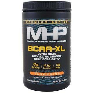 Maximum Human Performance, LLC, 프리미엄 시리즈, 분지 사슬 아미노산-XL, 감귤, 10.6 oz (300 g)
