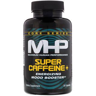 Maximum Human Performance, LLC, Super Caffeine+, 30 Capsules