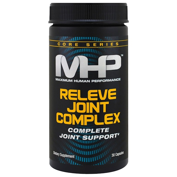 MHP, Core Series, Releve Joint Complex, 30 Capsules (Discontinued Item)