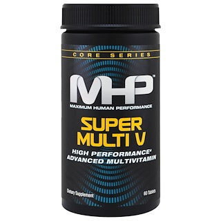 Maximum Human Performance, LLC, 코어 시리즈, 슈퍼 멀티 V, 60 정