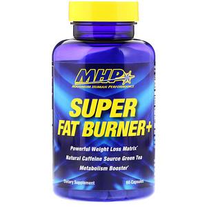 Максимум Хьюман Перворманс ЛЛС, Super Fat Burner+, 60 Capsules отзывы
