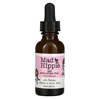 Mad Hippie Skin Care Products, مصل التقشير، 16 مكونًا فعالاً، 1.02 أونصة سائلة (30 مل)