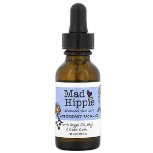 Мэд Хиппи Скин Кэр Продактс, Antioxidant Facial Oil, 1.0 fl oz (30 ml) отзывы покупателей