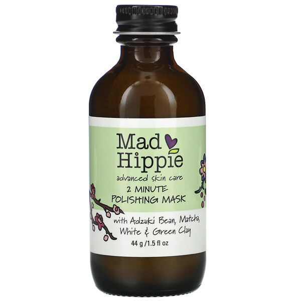 Mad Hippie Skin Care Products, 2 Minute Polishing Mask, 1.2 oz (35 g)