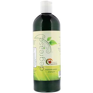 Maple Holistics, Degrease, Moisture Control Shampoo, 16 oz (473 ml)