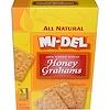 Mi-Del Cookies, Honey Grahams, 16 oz (454 g)