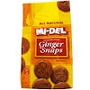 Mi-Del Cookies, Swedish Style Ginger Snaps, 10 oz (284 g) (Discontinued Item)