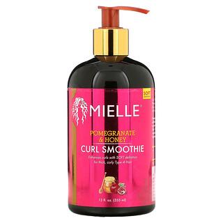 Mielle, Curl Smoothie, Pomegranate & Honey, 12 fl oz (355 ml)