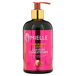 Mielle, Leave-In Conditioner, Pomegranate & Honey, 12 fl oz (355 ml)