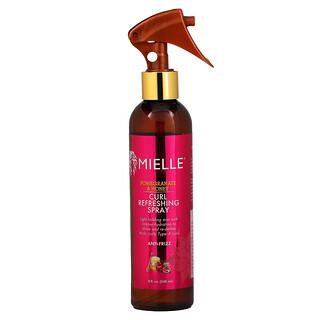 Mielle, Curl Refreshing Spray, Pomegranate & Honey,  8 fl oz (240 ml)