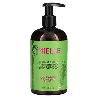 Mielle, Strengthening Shampoo, Rosemary Mint, 12 fl oz (355 ml)