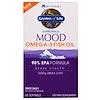 Minami Nutrition, Supercritical Mood Omega-3 Fish Oil, 500 mg, 60 Softgels