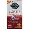 Minami Nutrition, Cardio Omega-3 Fish Oil, Orange Flavor, 60 Softgels