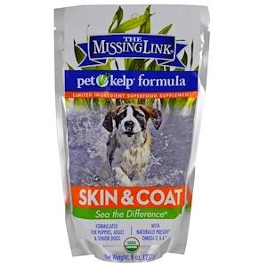 Де миссинг линк, Pet Kelp Formula, Skin & Coat, For Dogs, 8 oz (227 g) отзывы