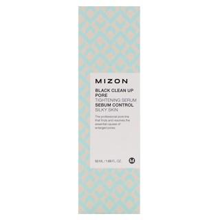 Mizon, Suero de limpieza negro para cerrar poros, 1.69 fl oz (50 ml)