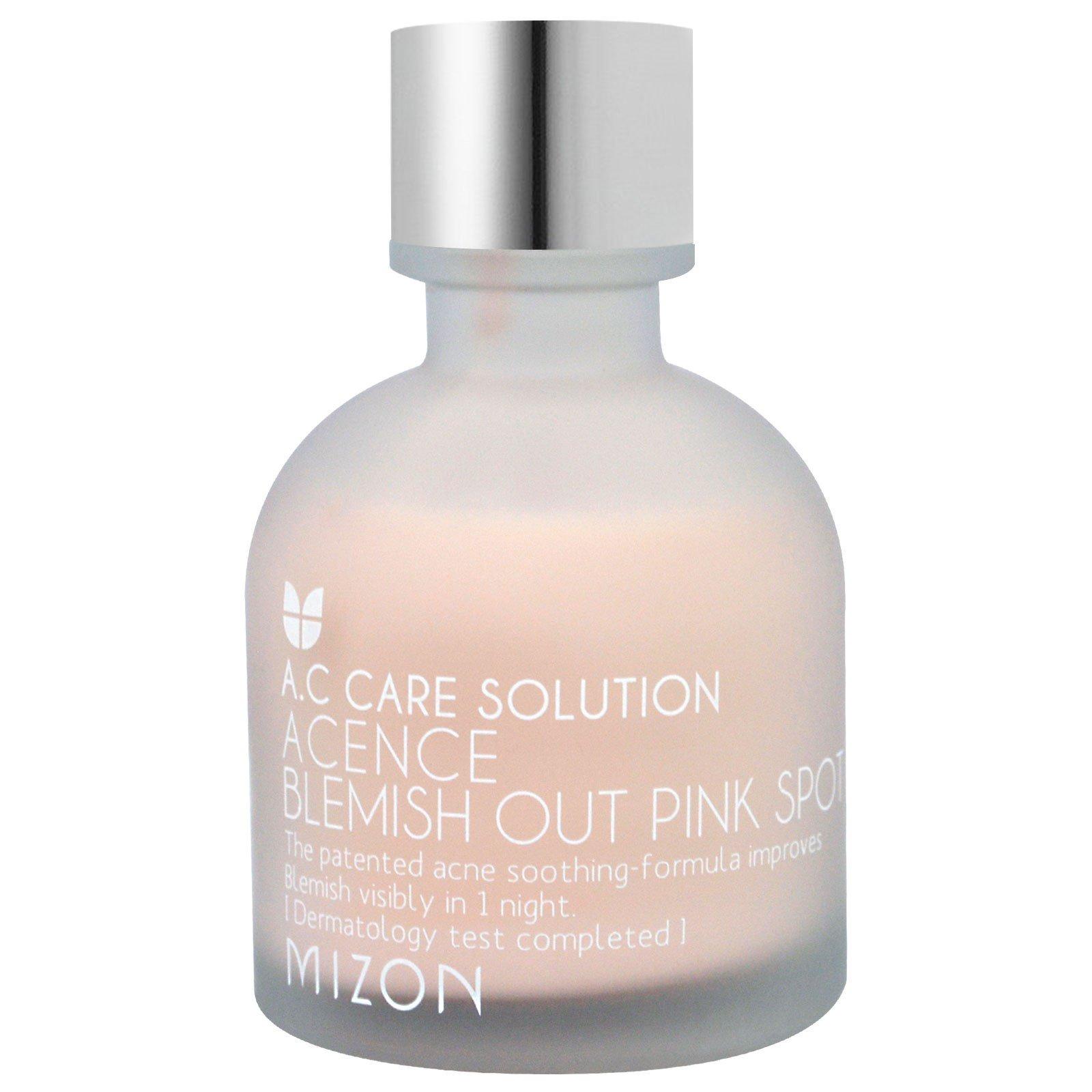 Mizon, Acence Blemish Pout Pink Spot, 1,01 унций (30 мл)