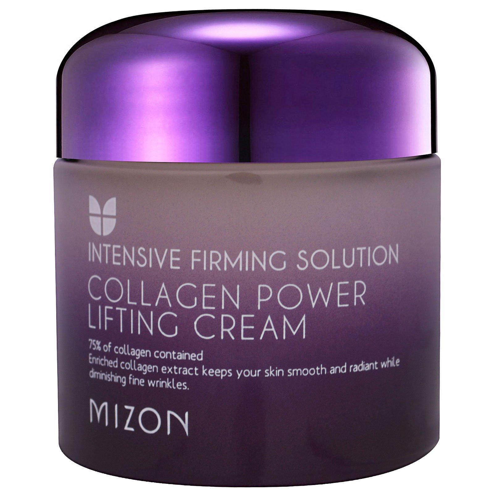 1c908fcaf63 Mizon, Collagen Power Lifting Cream, 2.53 oz (75 ml) - iHerb.com