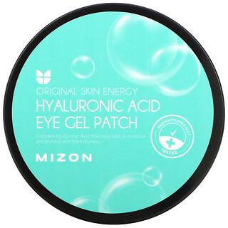 Mizon, Hyaluronic Acid Eye Gel Patch, 60 Patches
