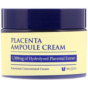 Мизон, Placenta Ampoule Cream, 1.69 fl oz (50 ml) отзывы покупателей
