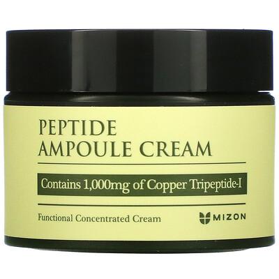 Купить Mizon Peptide Ampoule Cream, 1.69 fl oz (50 ml)