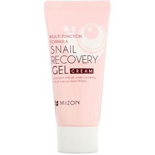 Mizon, Snail Recovery Gel Cream, 1.52 fl oz (45 ml)