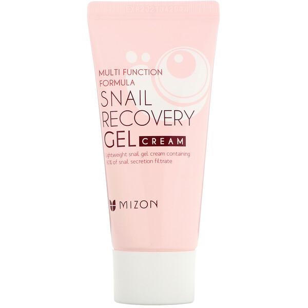 Snail Recovery Gel Cream, 1.52 fl oz (45 ml)