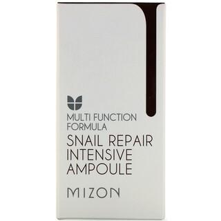 Mizon, Концентрированная восстанавливающая улиточная сыворотка для лица, 30 мл (1,01 ж. унц.)