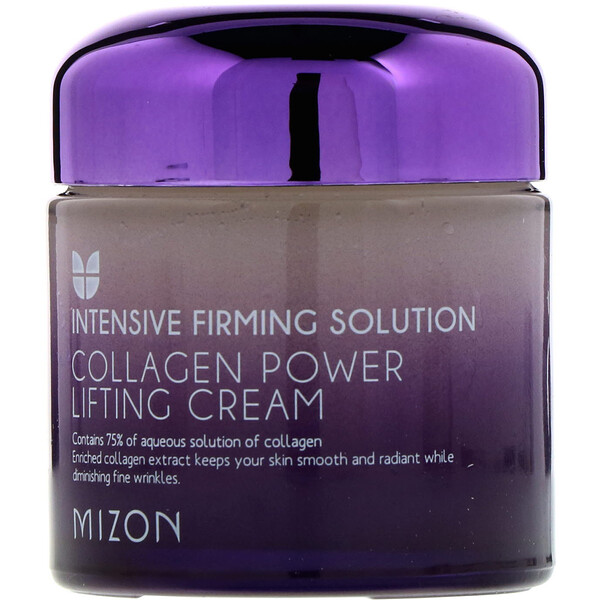 Mizon, Creme Lifting de Colágeno, 2,53 oz (75 ml)
