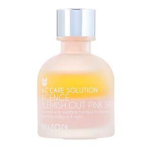 Мизон, A.C Care Solution, Acence Blemish Out Pink Spot, 1.01 fl oz (30 ml) отзывы покупателей