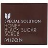 Mizon, Honey Black Sugar Scrub, 3.17 oz (90 g)