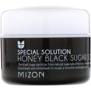 Mizon, Exfoliante de miel y azúcar morena, 3,17 oz (90 g)