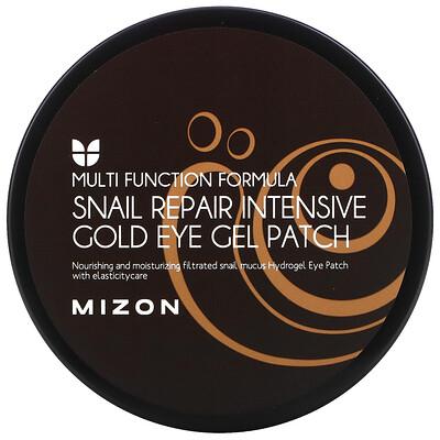 Купить Mizon Snail Repair Intensive Gold Eye Gel Patch, 60 Patches