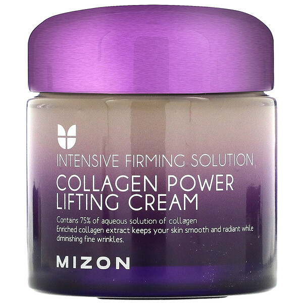 Collagen Power Lifting Cream, 2.53 oz (75 ml)