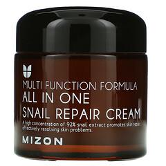 Mizon, 多合一蝸牛修復霜,2.53 液量盎司(75 毫升)