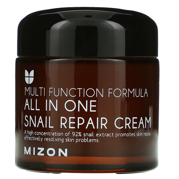 All In One Snail Repair Cream, 2.53 fl oz (75 ml)