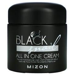 Mizon, 黑蝸牛多合一安瓿,2.53 液量盎司(75 毫升)